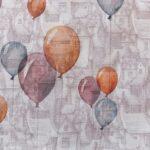 Balony i kamienice