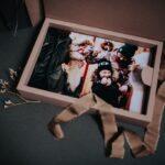 Otwarte pudełko na zdjęcia 15x23 różowe Papierowe Sztuki