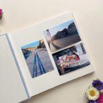 Ile zdjęć zmieści się w błękitnym albumie do wklejania zdjęć